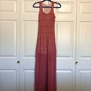 Lc Lauren Conrad crochet knit dress sz.XXS